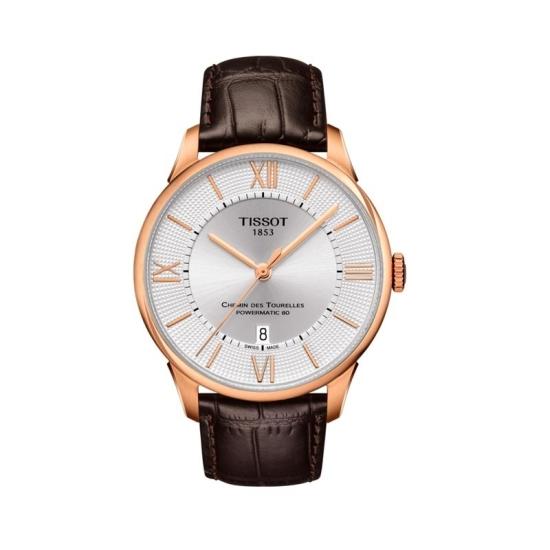 Reloj de hombre TISSOT Chemin des Tourelles - T099.407.36.038.00