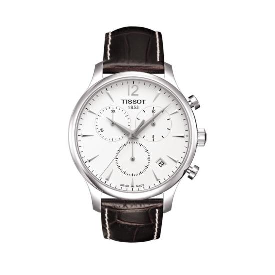 Reloj de hombre TISSOT Tradition Chronograph - T063.617.16.037.00