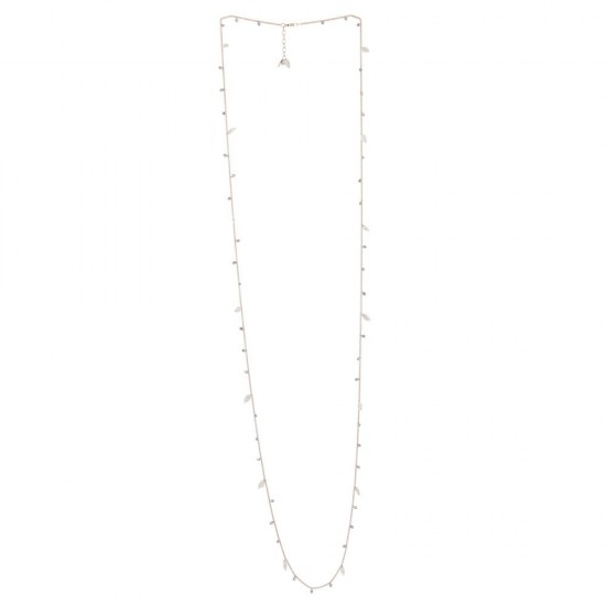 Collar Pesavento dna rosa hematite perla - WDNAE466 - 1