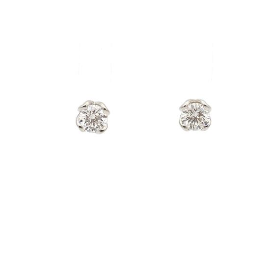 Pendientes de diamantes - 1110 - 1