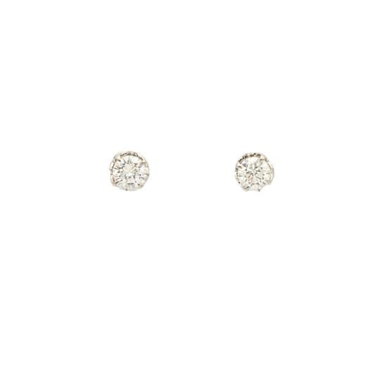 Pendientes de diamantes - 1105 - 1
