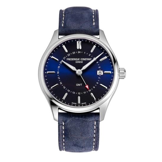 Frederique Constant Classic Quartz GMT - FC-252NS5B6 - 1