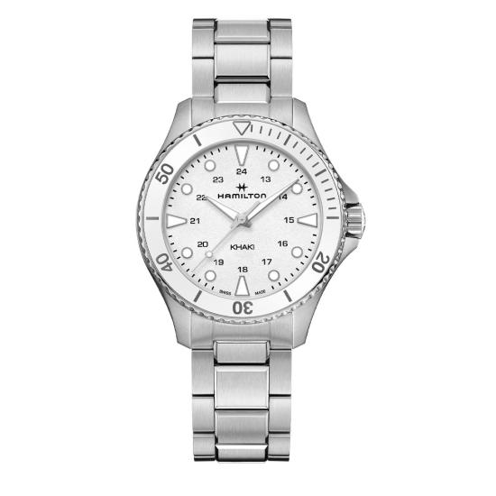 reloj Hamilton Khaki Navy Scuba Quartz - H82221110 - 1